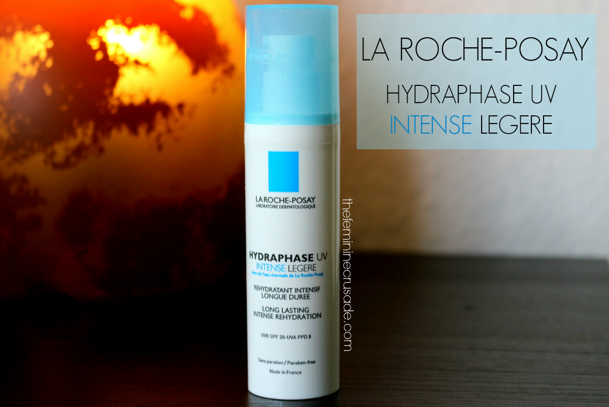 La Roche-Posay Hydraphase UV Intense Legere Light