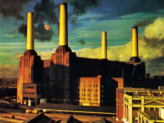 PINK FLOYD,ANIMALS
