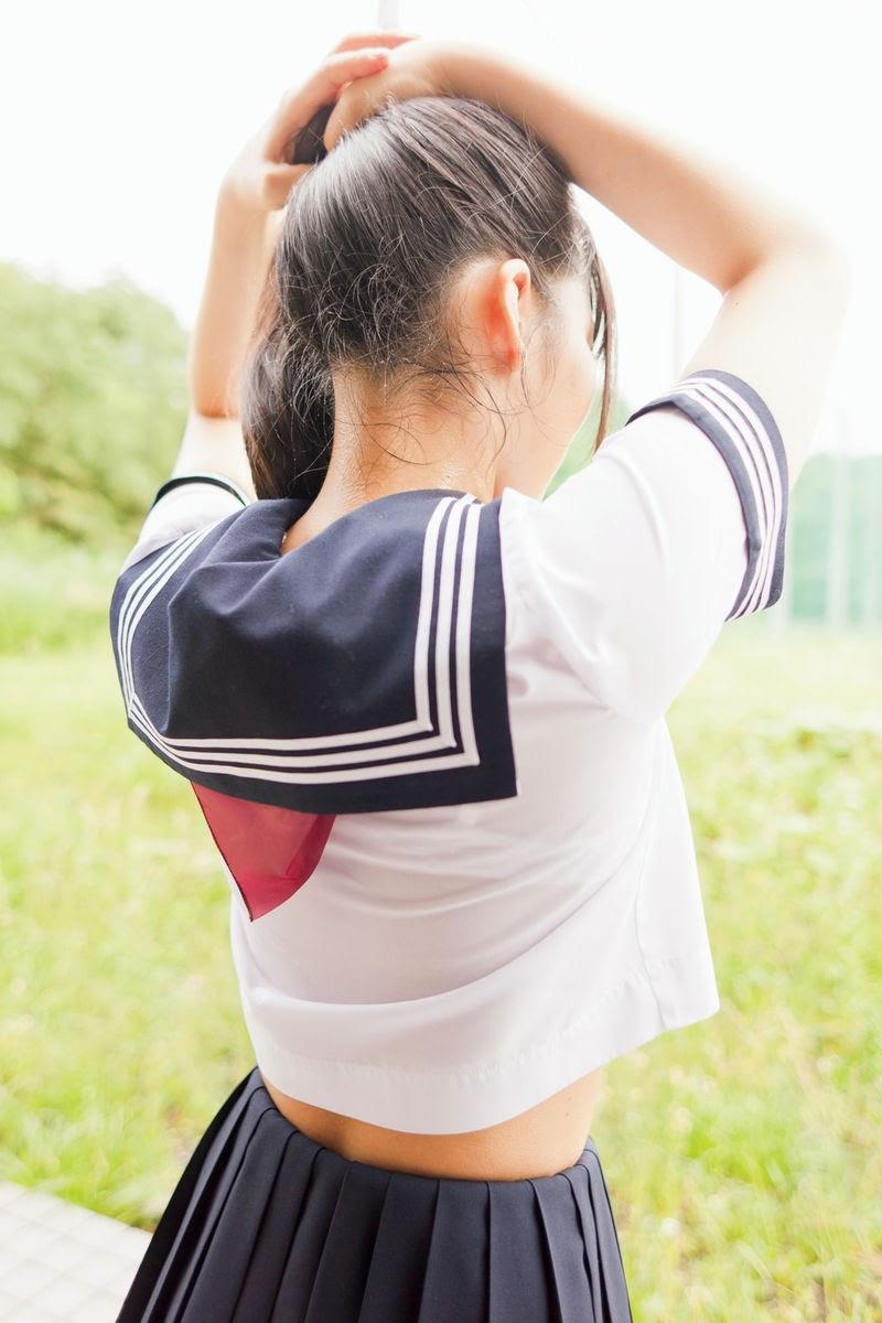 [岡戸雅樹] 2011.07.29 夏服女子 ~Summer School Girl~電子書籍版
