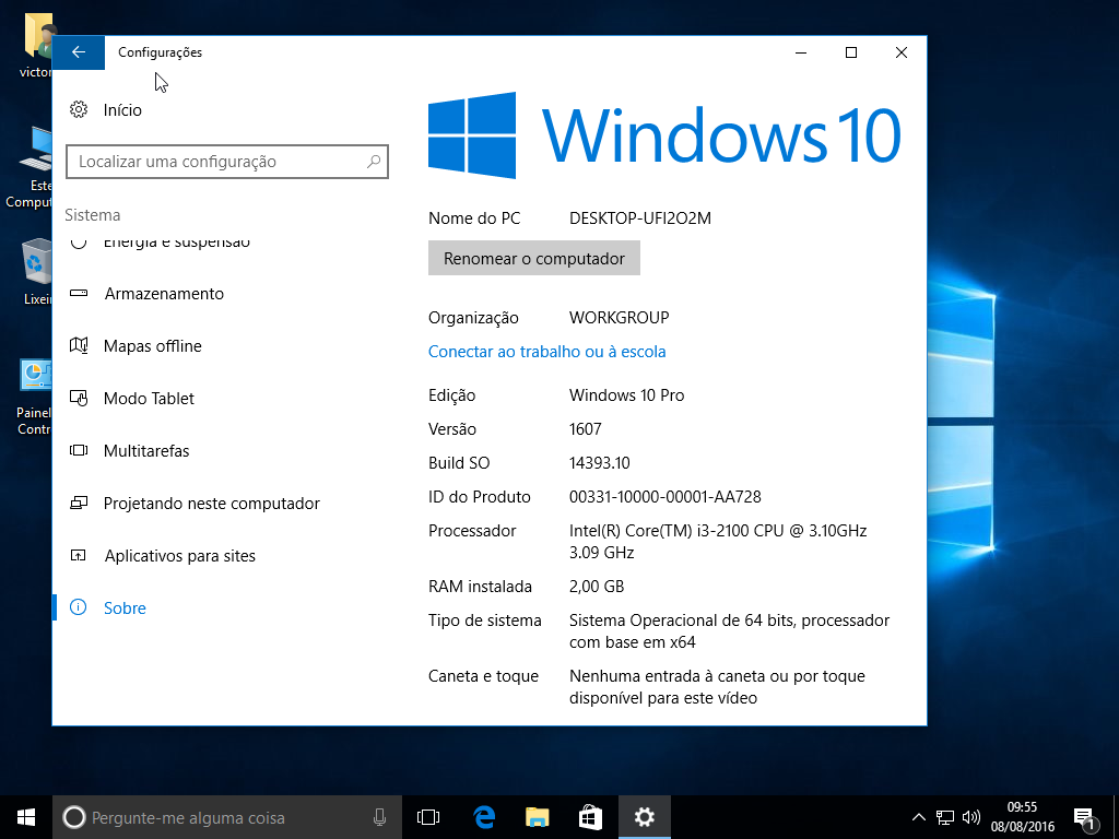 CLICK AQUI  Windows 10 Pro + Office Pro Plus 2016 + Visio 2