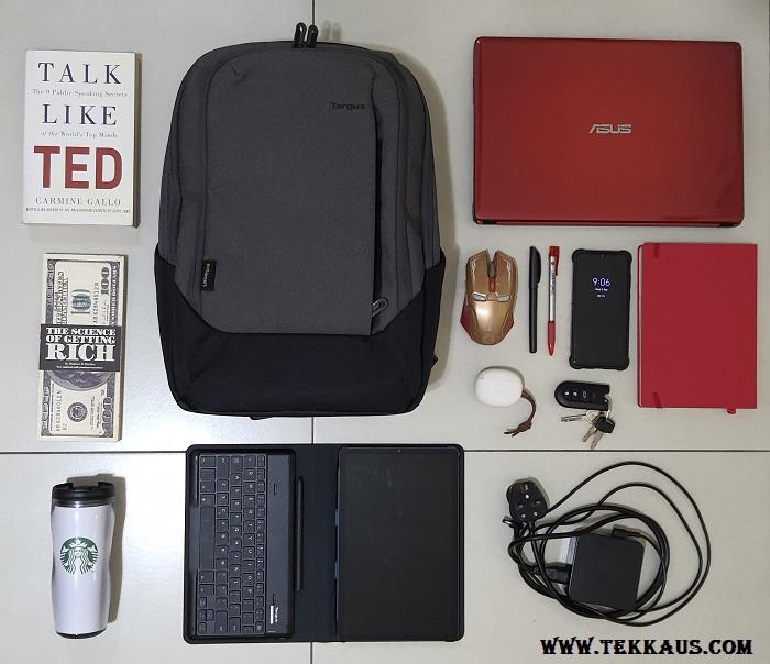 Targus Cypress EcoSmart Hero Backpack
