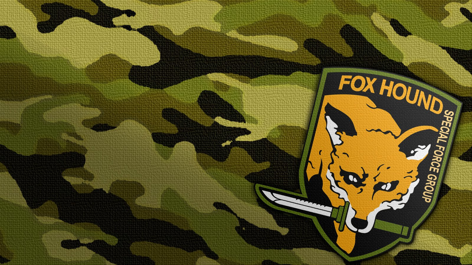 Specialforces mgs foxhound - Foxhound metal gear wallpaper ...