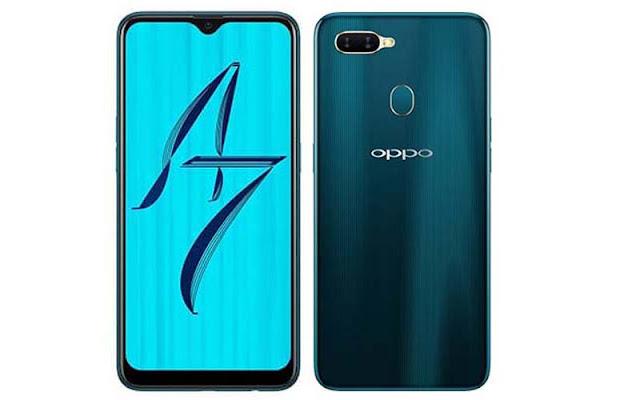 spesifikasi oppo a7
