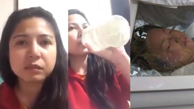 JANGAN DICONTOH! Wanita ini Bunuh Diri Live di Video Sambil Buka Aib Keluarga