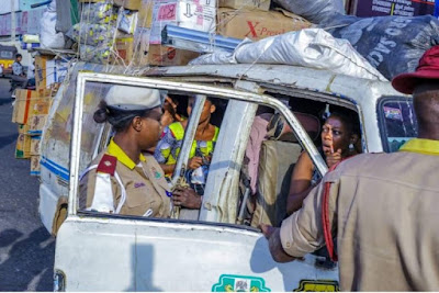 OYRTMA: 25 'Drunk Drivers' Arrested With 5 Trailers, 3 Cars To Face Prosecution
