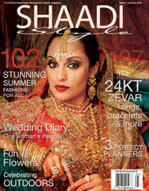 South Asian Bridal Magazine 109