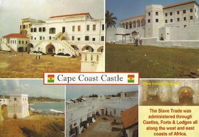 Unesco whs Ghana