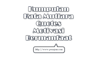 Quotes atau Kata Mutiara mengenai kegagalan dan putus asa