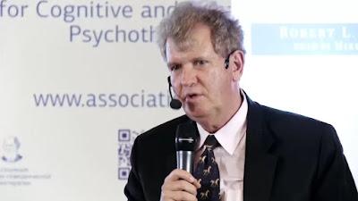 Роберт Лихи на 2 съезде АКПП в 2019 году