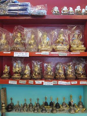 Cooperative Old Tibet Bronze Tower Column Buddhist Pagoda Amulet Talisman Pendant Statue Chinese Antiques