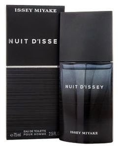 ISSEY MIYAKE-   NUIT D`ISSEY