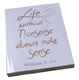 Life Without Nonsense Doesn't Make Sense Book Cover