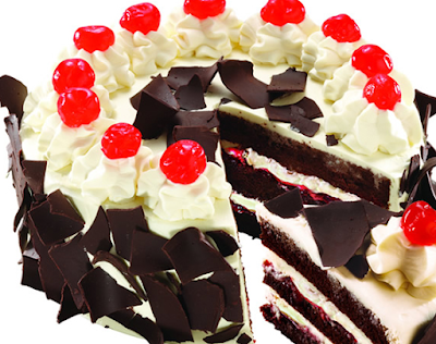 how to make black forest pastry