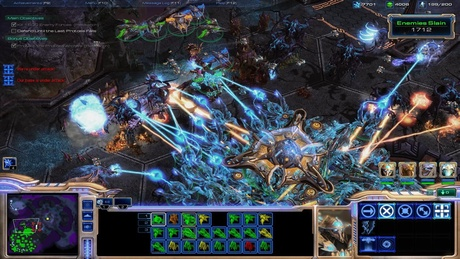 starcraft 2 screenshot pc gameplay