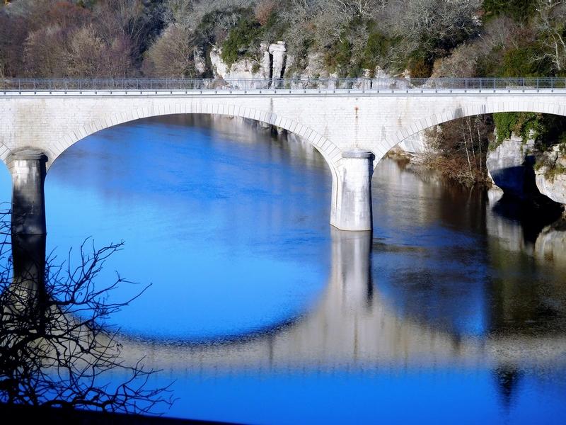 #EnFranceAussi 3 ponts en Ardèche Ruoms