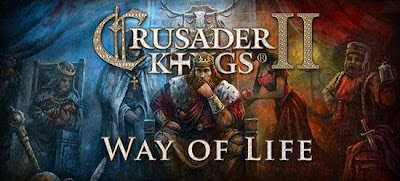 Crusader Kings II Way of Life (PC) 2014