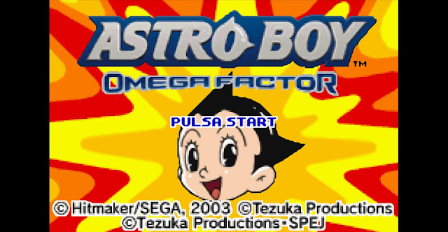 Astro Boy: Omega Factor - Español - Captura 2