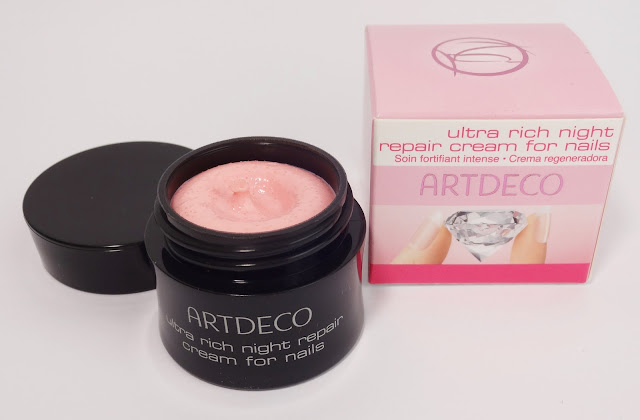 Artdeco - Ultra Rich Night Repair Cream for Nails