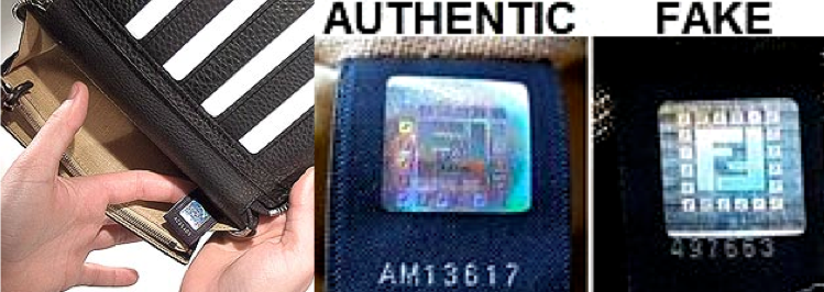FALSI gadget di marca