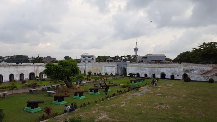 Fort Marlborough, Bengkulu