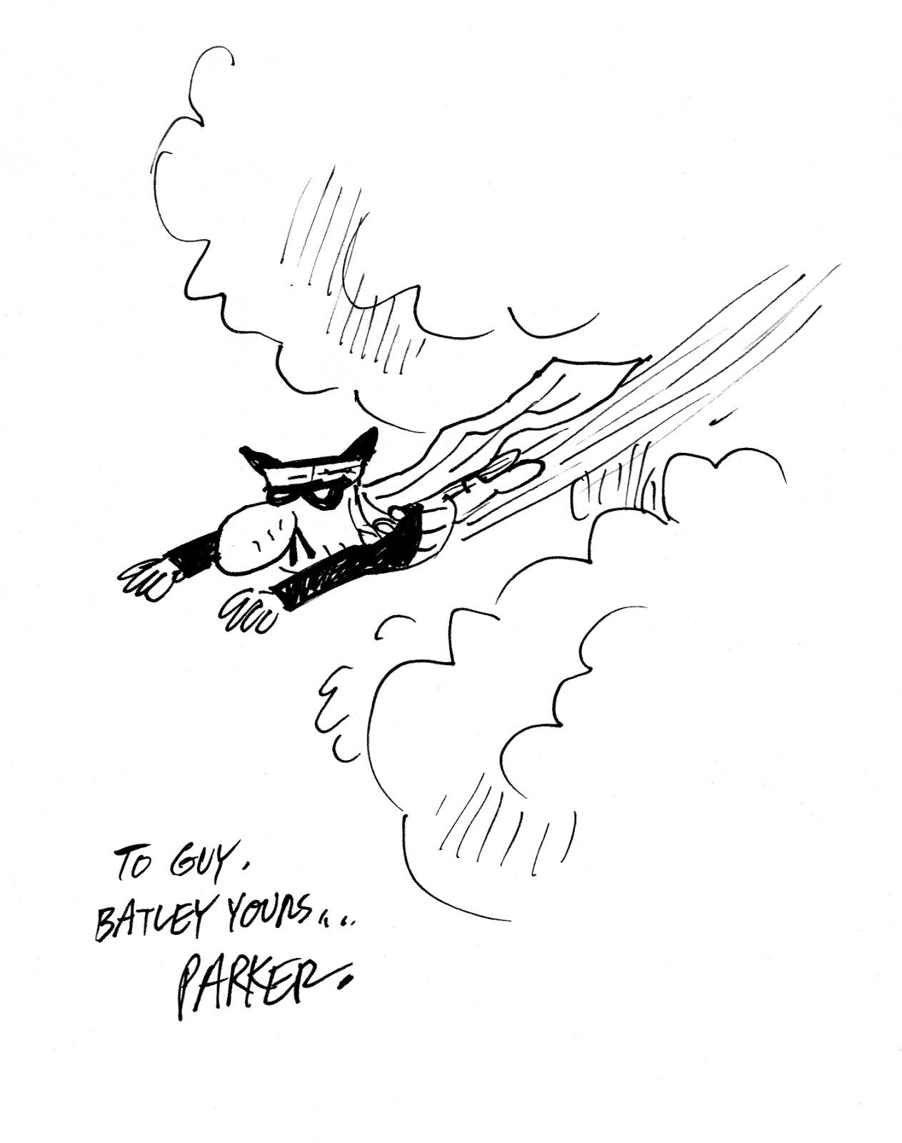 Bado's blog: Batman as drawn by...