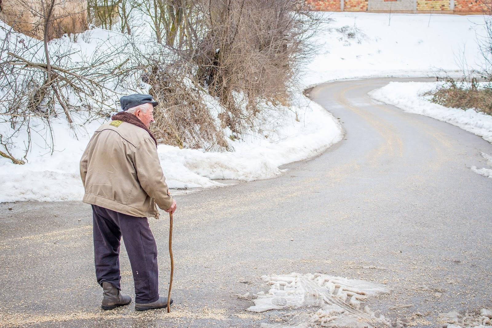 Pola hidup sehat lansia