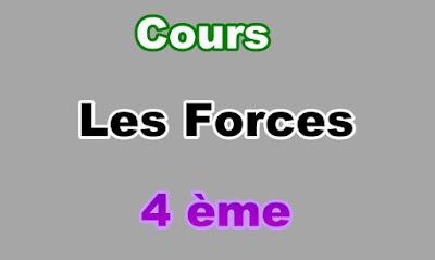 Cours Sur Les Forces 4eme en PDF