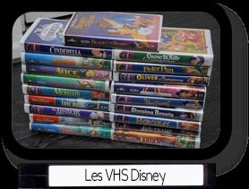 La folie des VHS Disney
