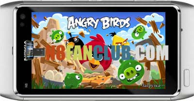 Angry birds rio 1. 3. 2 airfield chase final chapter symbian^3.