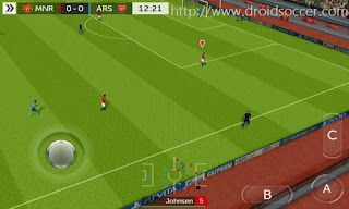 Download NEW FTS MOD FIFA 18 ULTIMATE by Anwar Apk + Data Obb