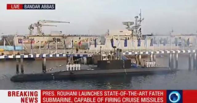 Ιράν – Ροχανί: Τρίζει τα δόντια στη Δύση σαν άλλος Χομεϊνί – Εγκαινίασε ένα νέο σούπερ όπλο!