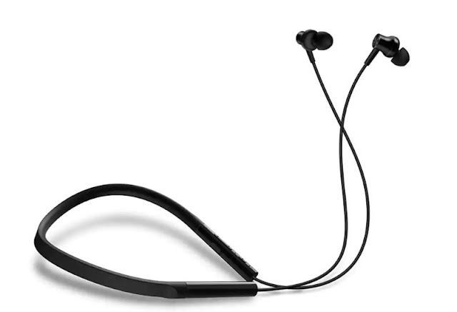 Mi Neckband Bluetooth Earphones With 8 Hours Battery Life