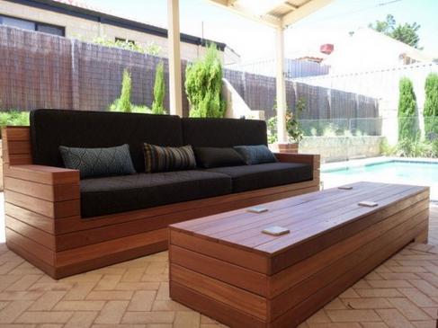 inpirasi 7 desain kursi tamu minimalis modern dari kayu