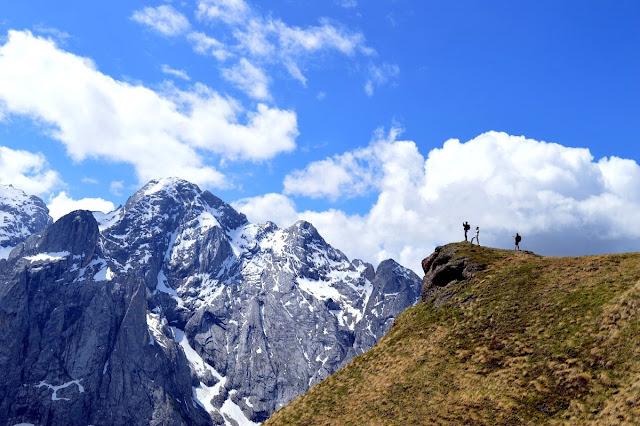 arabba escursioni sentieri trekking