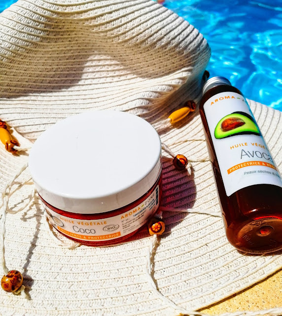 protéger ses cheveux l'été avec les huiles végétales