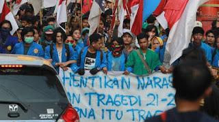 Ombudsman Buktikan Polisi Brutal di Demo Mei Tak Sekadar Ulah Oknum