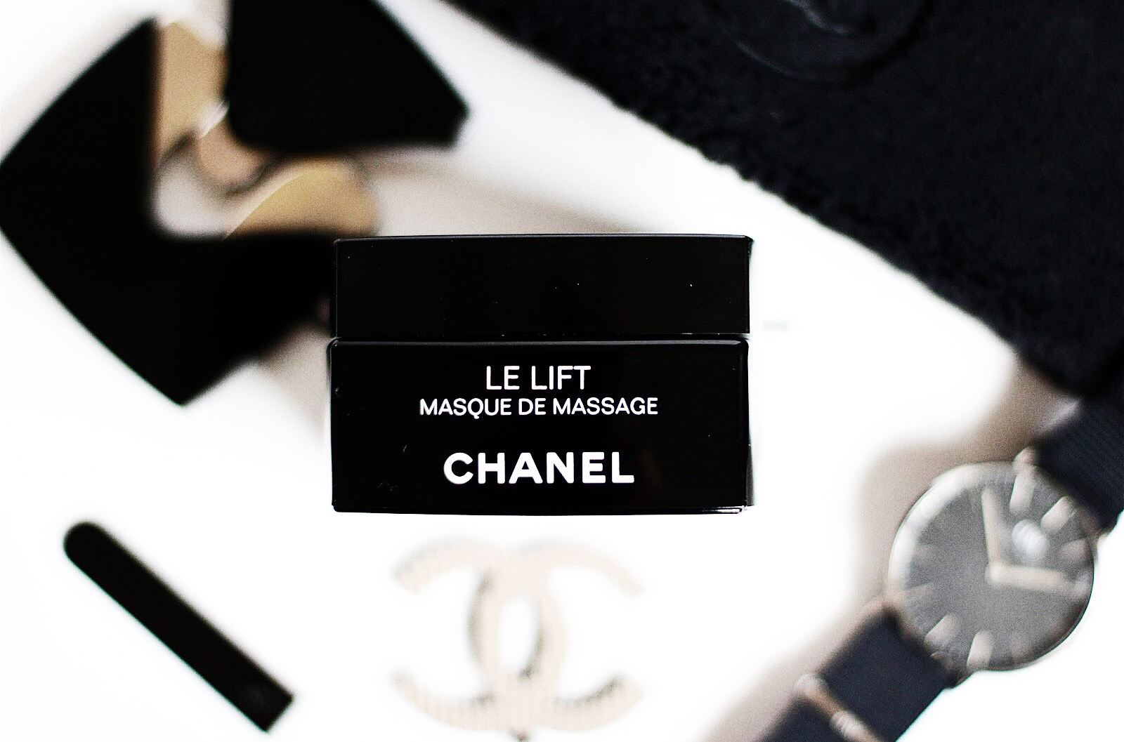 chanel le lift masque de massage tonifiant test avis