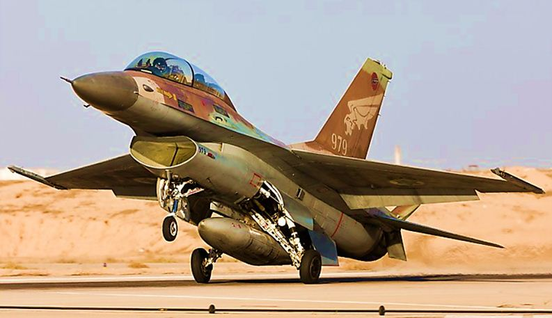 Canada buys 29 F-16 A  B units from Israel
