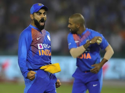 SA tour of IND 2019 IND vs SA 3rd T20I Match Cricket Win Tips