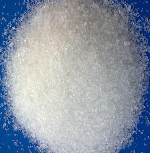 Rumus Kimia Magnesium Sulfat