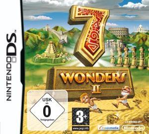 Rom 7 Wonders II NDS