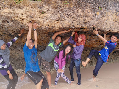 PT YPMI To PANGANDARAN BEACH 2014
