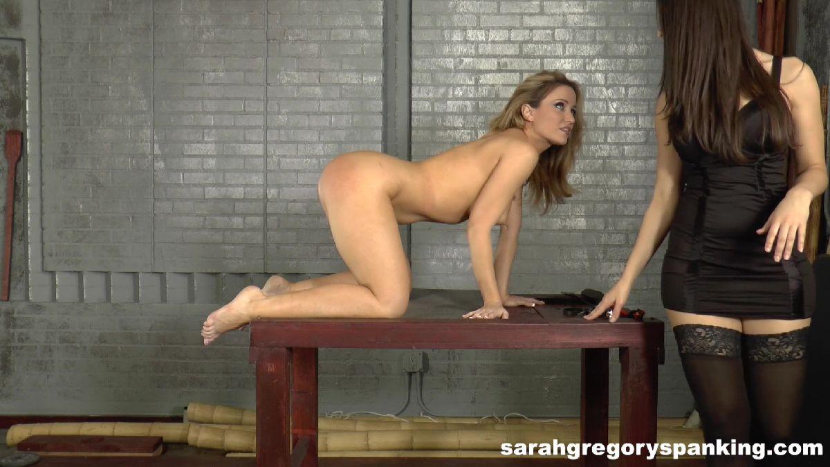 toying spank