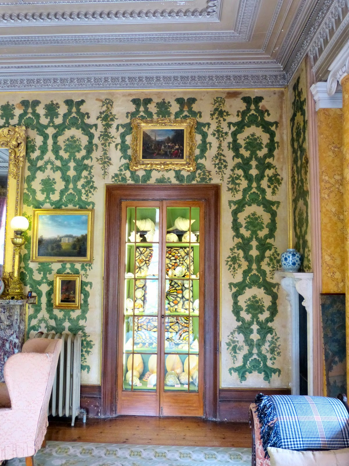 Part of the Morning Room, Arlington Court
