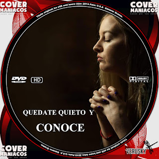 GALLETA QUEDATE QUIETO Y CONOCE - BE STILL AND KNOW 2019[COVER DVD]