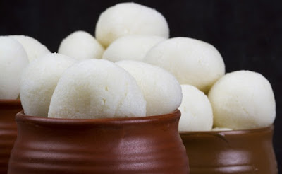 Bengali Rasgulla ( Veg) From Imperial Inn