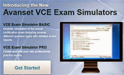 Avanset VCE Exam Simulator Pro 1.1.7 Crack Full Version
