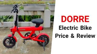 DORRE Electric Bike Price & Review