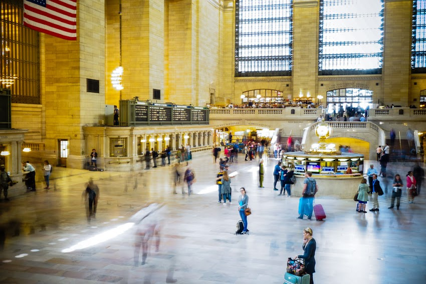 Grand Central Terminal Manhattan New York City May 2016 photo by Corey Templeton