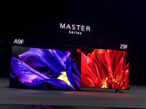 Sony's new Master Series 4K TVs make Netflix look better than ever